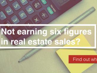 Six Figure Real Estate Income